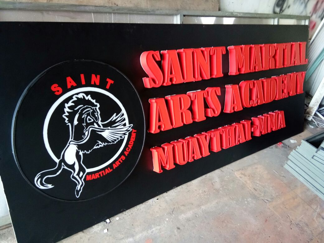 Saint Martial Arts Academy